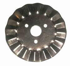45mm Rotary Blade - Decorative Pinking Zigzag Design for Rotary Trimmers