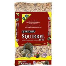 Dry Squirrel Food Blend Premium Ingredients Added Vitamins & Minerals - 20 lbs