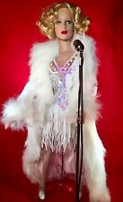 "OOAK NEW Tonner ""Chicago!"" Roxie Hart doll, ""Finale"" complete outfit & coat"