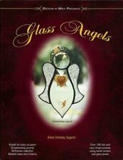 """Glass Angels"" Stained Glass Pattern Book ~ Over 100 Angel patterns!"
