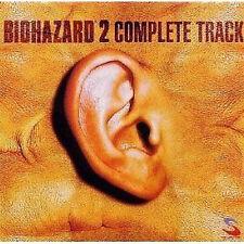 BIOHAZARD GAME SOUNDTRACK Japanese CD BIO HAZARD 2 2cd set complete truck