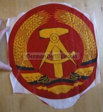 lc43) East German DDR Banner Flag centre piece DDR GDR Berlin Wall Cold War