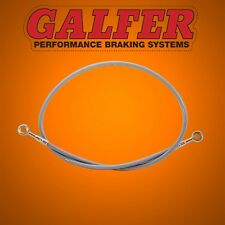 "Galfer 36"" Stainless Rear  Brake line for Extended Swingarms  GSXR Hayabusa"