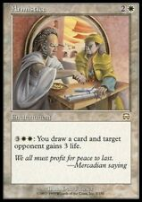 MTG 4x ARMISTICE - Mercadian Masques *Rare Draw Cards*