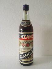 Cinzano Vermouth Bianco Speciale 1L , bottiglia da collezione d'annata