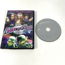 Galaxy Quest Deluxe Edition (Dvd, 2000, Widescreen) Free Shipping