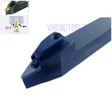 MVVNN2020K16 (20mmSHK×125mm) External Turning Tool Holder for VNMG160408 VNMG332