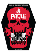 Paqui One Chip Challenge  - NEW 2019 Carolina Reaper Pepper