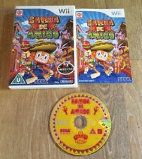 SAMBA DE AMIGO - Nintendo Wii & Wii U Complete Game (UK PAL SEGA)(2008)
