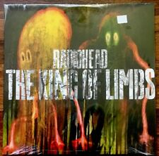 Radiohead - King Of Limbs LP [Vinyl New] 180gm Album + Download XL Recordings