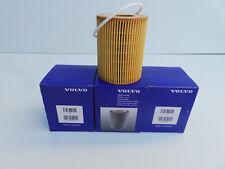 3 Pack Genuine Volvo Oil Filler 30750013 OEM