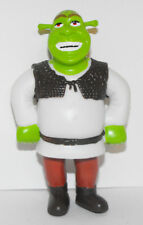Shrek Smiling Figurine 3.5 inches tall Plastic Miniature Figure Shrek Movie
