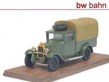 Micarola 1:43 ST1 Militär-Fahrzeug auf Basis eines Citroen C4F von 1930 Auto Neu