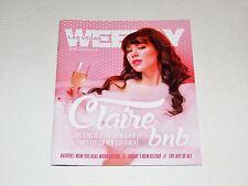 Las Vegas Weekly Magazine Pin Up Star / Playboy Playmate Claire Sinclair RARE!