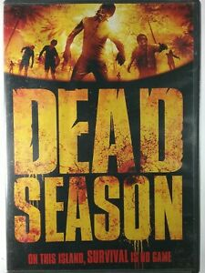 Dead Season (DVD, 2012)-James Burns, Scott Peat-Region 1