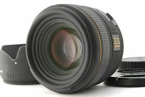 """"""" Near Mint """" SIGMA 30mm F1.4 EX DC HSM AF Lens w/ Hood for Canon From Japan 659"""