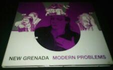 New Grenada: Modern Problems 2006 CD Chicago independent indy music scene album