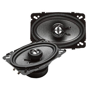 "NEW SKAR AUDIO RPX46 4"" x 6"" 2-WAY 150 WATT MAX CAR AUDIO COAXIAL SPEAKERS PAIR"