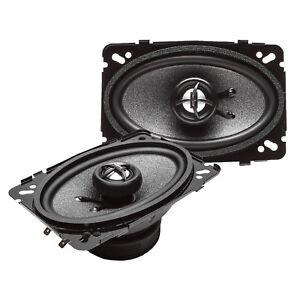 """NEW SKAR AUDIO RPX46 4"""" x 6"""" 2-WAY 150 WATT MAX CAR AUDIO COAXIAL SPEAKERS PAIR"""