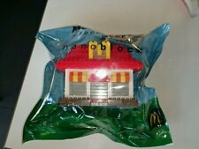 Restaurant House McD McDonald Nanoblock Food Icons 1 unit NEW