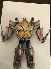 Power-Rangers megaforce megazord to space ship Gosei ultimate