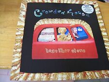 CROWDED HOUSE TOGETHER ALONE  LP CAPITOL RARO