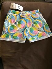 NWT Zara Terez Shorts Girls Colorful Design Xlarge (14)French Terry