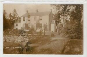 ASHKIRK HOUSE: Selkirkshire postcard (C61688)