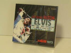 2 CD Elvis Presley - Elvis Las Vegas Hilton 1973 (2021 FTD)