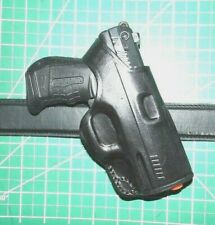 Tagua CDH1-1030 RH Leather CROSSDRAW Thumb Break Holster Walther P22 No Laser