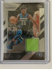2018-19 Panini Prizm Sensational Swatches Jimmy Butler
