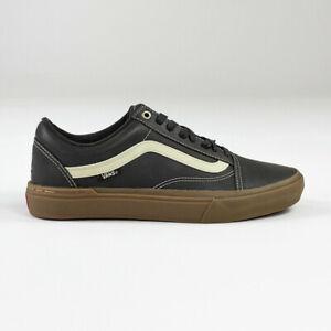 Vans Old Skool Pro BMX Shoes Trainers – Olive/Gum in UK Size 6,7,8,9,10,11,12