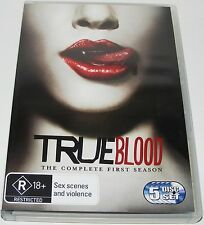 TRUE BLOOD  Complete First Season---- (Dvd 5 Disc Set)