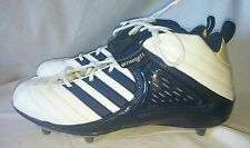 Mens adidas Intimidate Football Cleats Size: 16 Color: Blue White