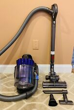 Dyson Dc23 Animal Canister Vacuum Cleaner W/Onboard Attachments