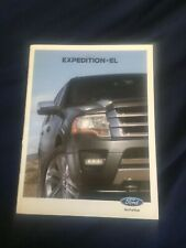 2015 Ford Expedition Full Line Color Brochure Catalog Prospekt