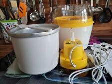 Eiscreme-Maschine von Tchibo, gebraucht, wie neu