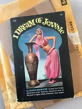 1966 I Dream Of Jeannie Novel Dennis Brewster Barbara Eden