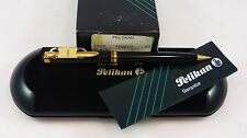Mint Pelikan D800 Black Mechanical Pencil, W -Germany, Boxed, Clip Tag, .5mm