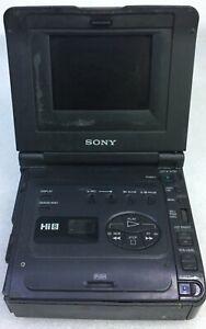 Sony GV-A500 Hi8 Video8 8mm Video Walkman VCR Deck Player Recorder