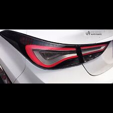 LED Mobis Style Smoke Type Tail Lights Rear Lamps For Hyundai Elantra 2011~2015+