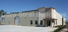 DuroBEAM Steel 100'x80x16' Metal Prefab Clear Span Building MADE TO ORDER DiRECT