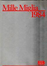 MILLE MIGLIA 1984,1000 MIGLIA, LIBRERIA DELL' AUTOMOBILE CLUB BRESCIA, NEW Offer