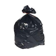 More details for heavy duty black refuse sacks bags bin liners bag rubbish 180gauge 18x29x39