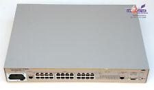 Allied Telesis CENTRECOM 3726 XL 24 P. Hub Switch-b112