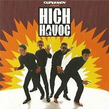 CORDUROY ‎– HIGH HAVOC GOLD VINYL LP (NEW/SEALED)