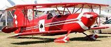 PJ-260 Parsons-Jocelyn Aerobatic Airplane Handcrafted Wood Model Regular New