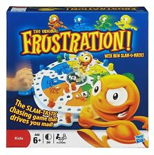 Hasbro 14633 Frustration Board Game for Ages 6 and Up