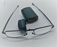 FOSTER GRANT - Folding Reading Glasses in Case - Strength +2.50 - RRP £25.00