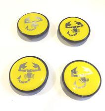 SET wheel cap center Fiat 850 /124/128/131 X1/9 CD30